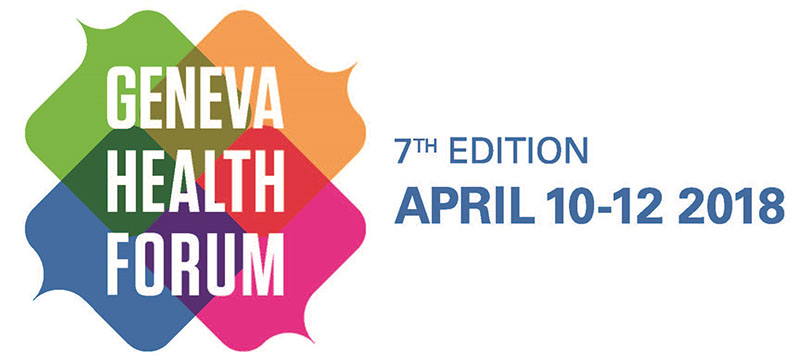 COHESION at the Geneva Health Forum 2018
