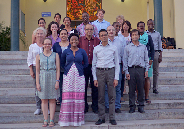 COHESION Project Meeting in Mozambique