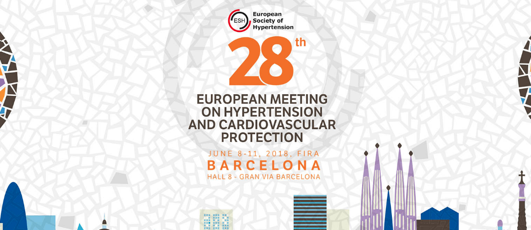 COHESION at the European Meeting on Hypertension and Cardiovascular Protection