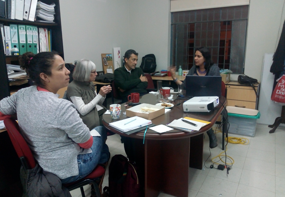 Advisory Board Meeting in Peru